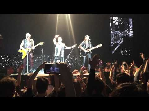 Scorpions - Always Somewhere ( live at Arena Riga)