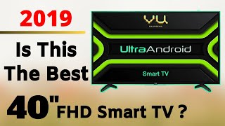 VU Full HD Ultra Android 40 inches TV | In-Depth Review