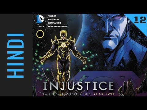 INJUSTICE: Gods Among Us Year 2 | Final Episode | DC Comics in HINDI