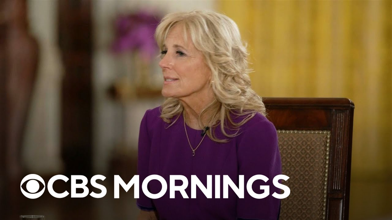Download First lady Jill Biden on challenges teachers face today
