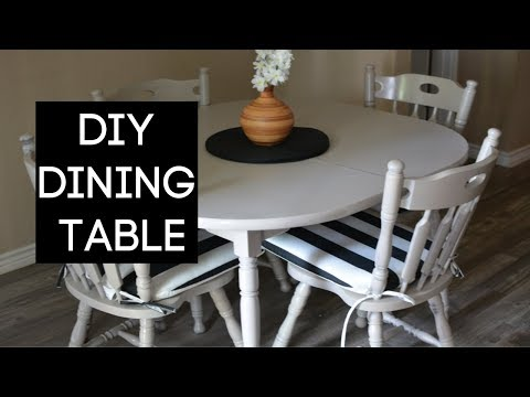 DIY dining table|House Project