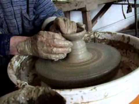 Фильм о работе гончара