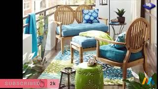 Modern Home Design  Small Balcony Design and Decor Ideas