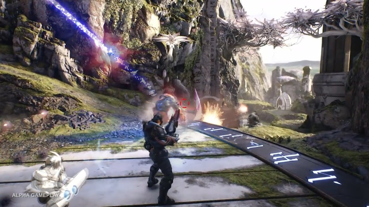 Paragon from Epic Games First Gameplay Footage   YouTube Paragon from Epic Games First Gameplay Footage