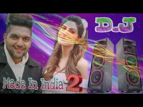 DJ Dholki Mix Made In India 《Guru Randhawa》DJ Songs