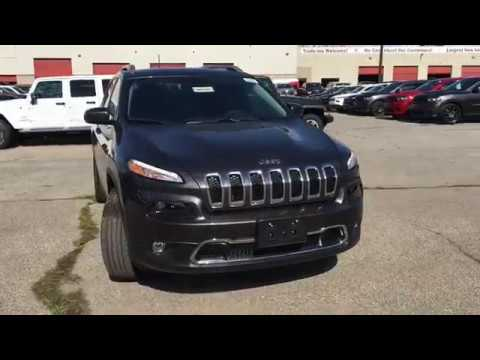 Jeep Cherokee Limited Ontario Chrysler Toronto - Ontario chrysler jeep