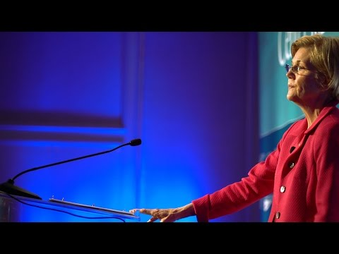 Senator Elizabeth Warren Speaks at the CAP Ideas Conference