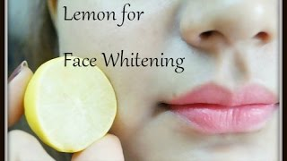 How to Whiten Skin with Lemon thumbnail
