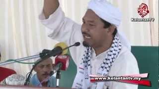 Ustaz Nassuruddin Daud  - Royalti... 1 Isu Rakyat Kelantan Perlu Tolak UMNO!!!