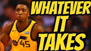 """Donovan Mitchell Mix - """"WhatEver It Takes""""  Ft. Imagine Dragons   2017-2018 MIX   HD"""