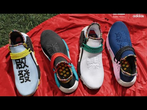 81d51b567 HOW TO COP THE BRAND NEW PHARRELL SOLAR HU NMD FOR  175 ON ADIDAS!  INSPIRATION PACK
