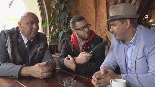 [Gadające Głowy #29] Rozmowa z Tomkiem Karolakiem i Bogdanem Kalusem (Klub Włóczykijów)