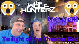 Download lagu Amon Amarth - Twilight of the Thunder God (Official Live Video) The Wolf HunterZ Reactions