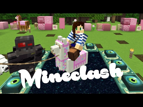 THE THINK PINK CHALLENGE - MINECLASH