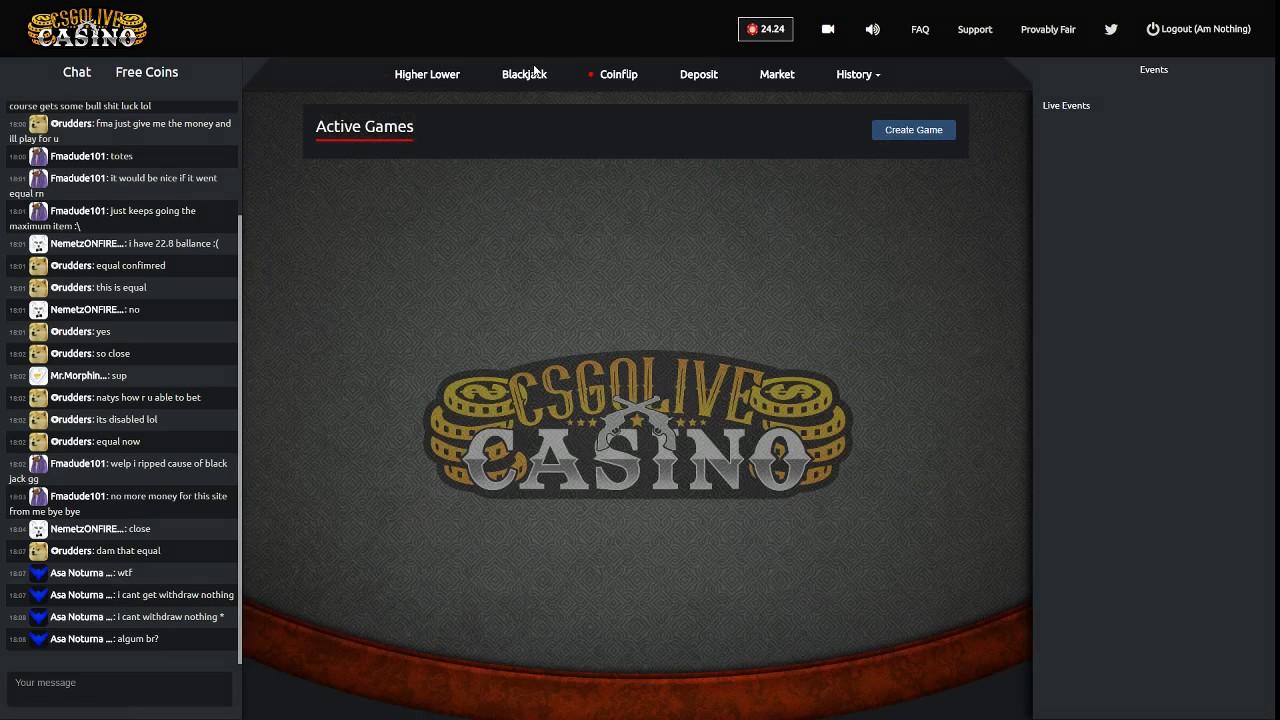 Csgolive Casino
