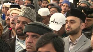 Dr Ahsan Khan - 21st Century challenges to Islam - Jalsa Salana West Coast USA 2016 (Spanish)