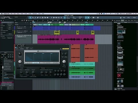 Get Pro Sounding Reverbs Using Stock Plugins In Studio One