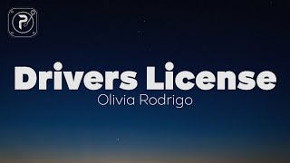 Download Drivers License - Olivia Rodrigo (Lyrics)