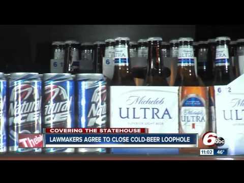 Indiana legislature passes bill to prevent Ricker's cold-beer sales