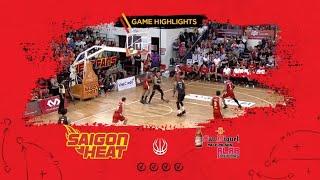 Highlights ABL9 || Home - Game 26: Saigon Heat vs San Miguel San Miguel Alab Pilipinas 24/03