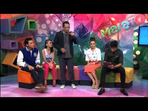 MeleTOP - Persembahan LIVE Nash 'Ku Di Halaman Rindu' [18.06.2013]