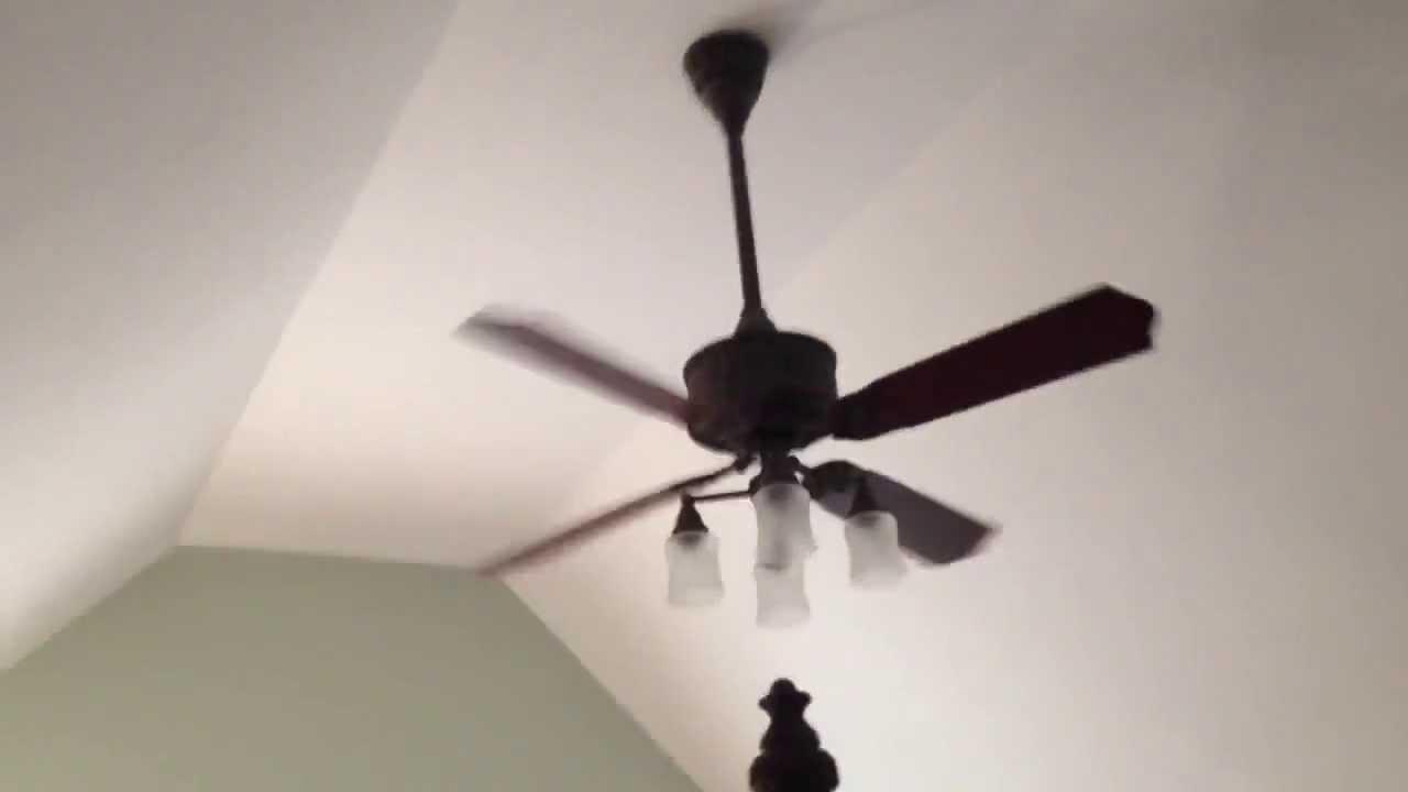 Casablanca 19th Century Ceiling Fan
