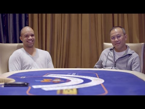 Paul Phua Poker School: Phil Ivey in conversation with Paul Phua part 1