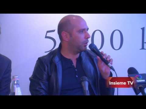 """Checco Zalone a Toronto per il film """"Quo Vado?"""""""