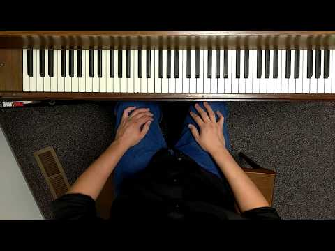 5 Finger Exercise #1 w/ articulations
