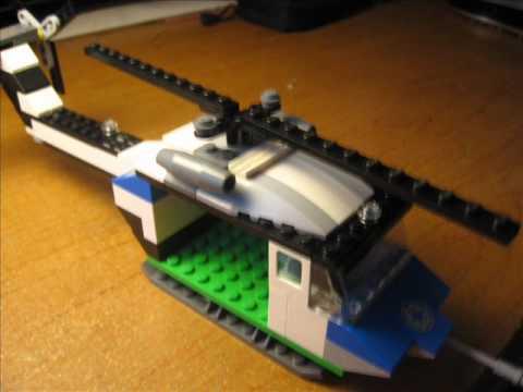 Lego Helicopterwmv Youtube