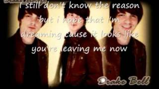 Drake Bell - Wrong side of the sun (Lyrics)