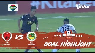 PSM Makassar (2) vs (0) Tira Persikabo - Goals Highlights | Shopee Liga 1
