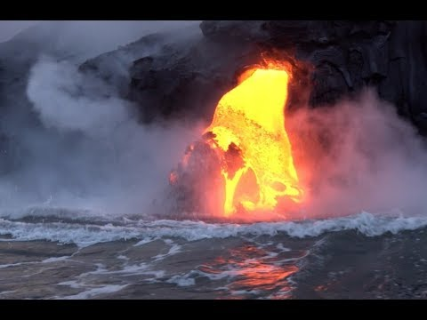 The Cause of Hawaii's Volcanoes, the Earth's Crust is Cracking (5-23-2018)