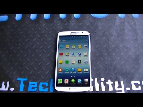 Samsung Galaxy Mega 6.3 full review