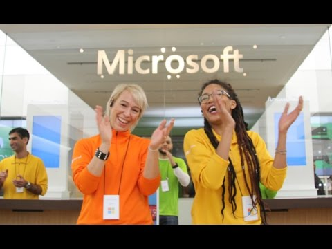 Working in Microsoft Retail