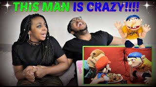 "SML Movie: ""Jeffy's Brain!"" REACTION!!!!"