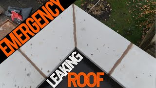 Emergency Bricklaying Job Roof Leaking