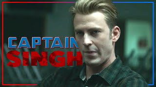 Captain Singh TEASER   Captain America   Kabir Singh   MCU   Max Dub   Max Best   Max Studios