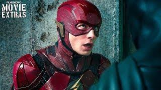 "Justice League ""Barry Allen aka The Flash"" Featurette (2017)"