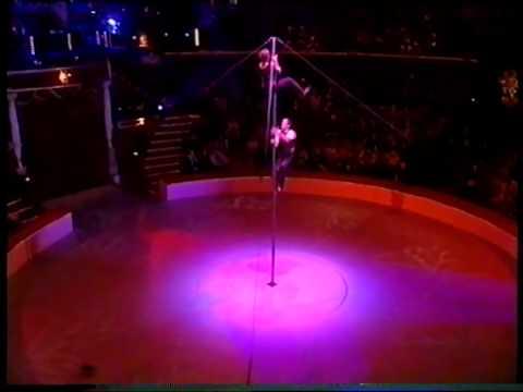 Vertical Tango at Festival Mondial du Cirque de Demain