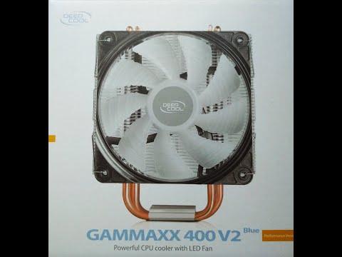 Кулер DeepCool Gammaxx 400 V2 Red