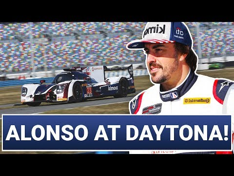 Everything You Need To Know About The Daytona 24 Hours