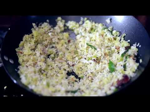 Bitter Gourd Stir Fry Kerala Recipe in English