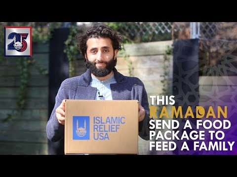 Help Feed Your Neighbor - Ramadan 2018 - Islamic Relief USA