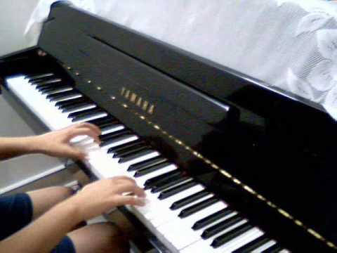 Georgiana - Pride and Prejudice piano