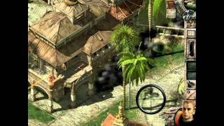 Commandos 2 Destination Paris Mission 4 - Burma Assasination