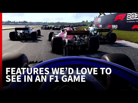 8 features we'd love to see in a Formula 1 game