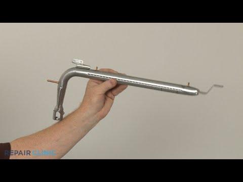 Broil Burner Tube - Kitchenaid Double Oven Gas Range (Model #KFGD500ESS04)