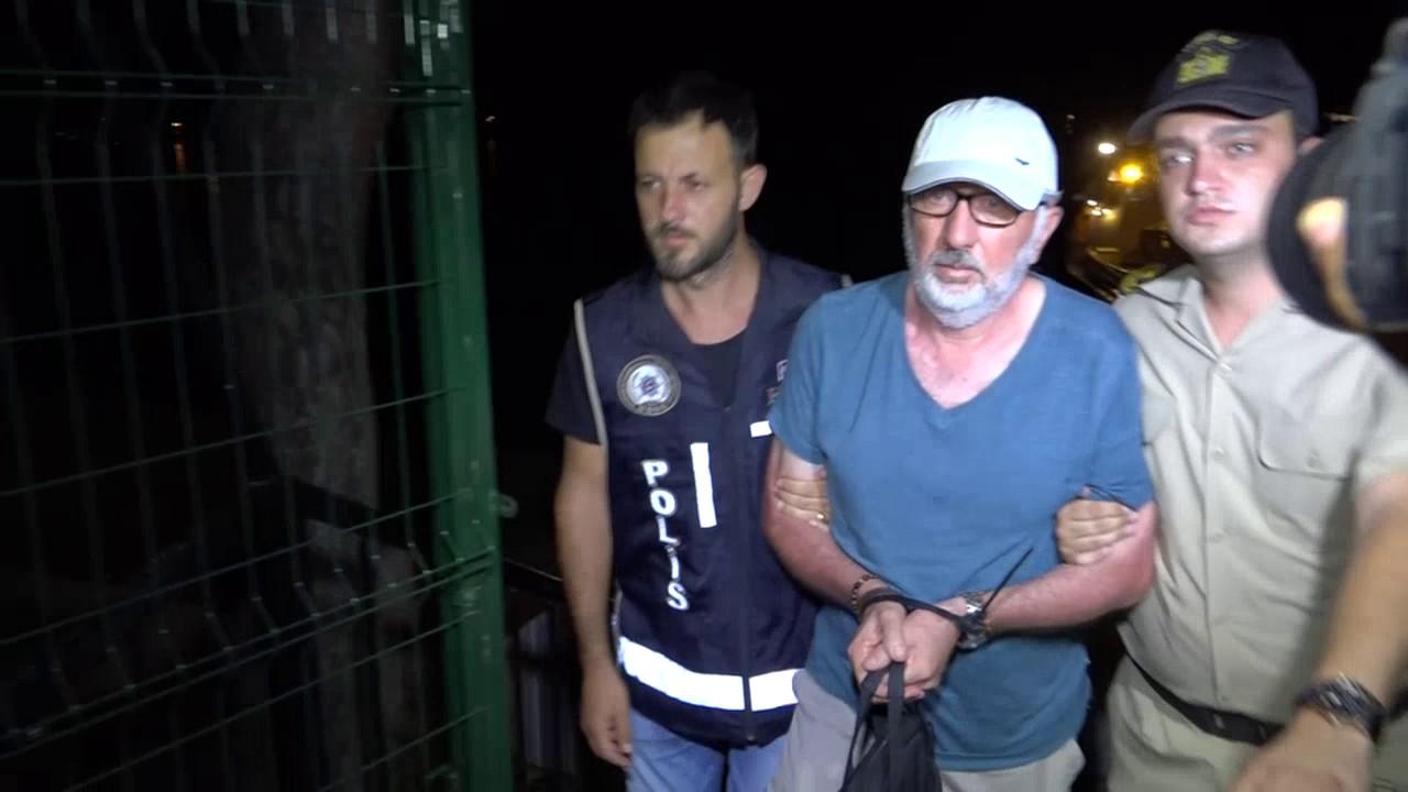 Firari Fetö'cüler Tekneyle Yunanistan'a Kaçmaya Çalışırken Yakalandı