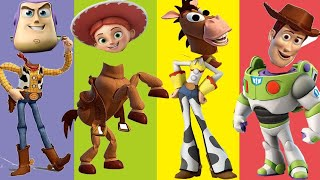 حكاية لعبة ٤ توي ستوري لعبة ممتعة للصغار - مقاطع تعليمية للاطفال Toys Story 4